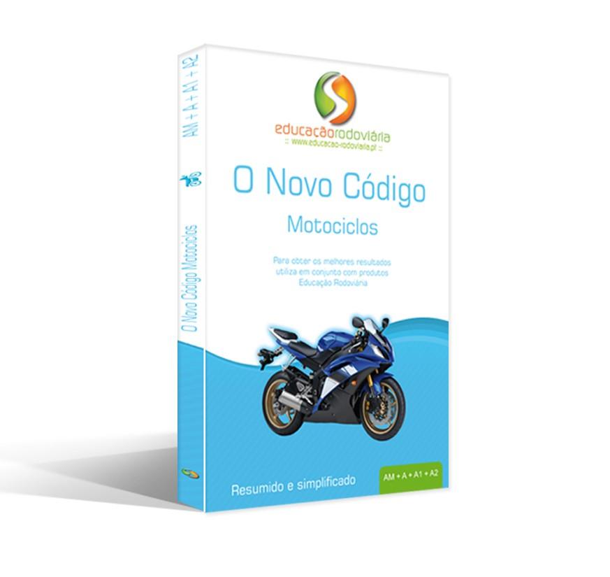 O Novo Código Motociclos