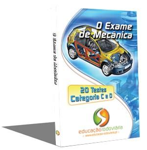 Livro de Testes de Mecânica